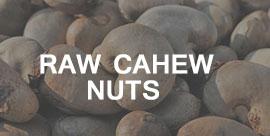 raw cashew nuts - International trading company