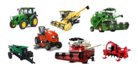 machinery and vehicles - Import export company