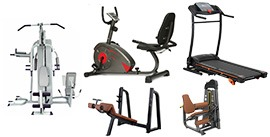 Gym Equipment - Mudra Global