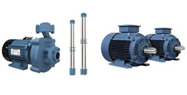Motors and Pumps - Mudra Global
