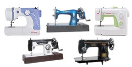 Sewing machine- Mudra Global